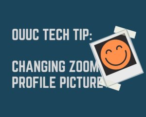 tech tip changing Zoom picture